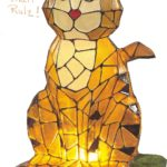 Solar Mosaic Cats Agree