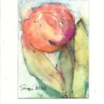 Lovely Tulip Card